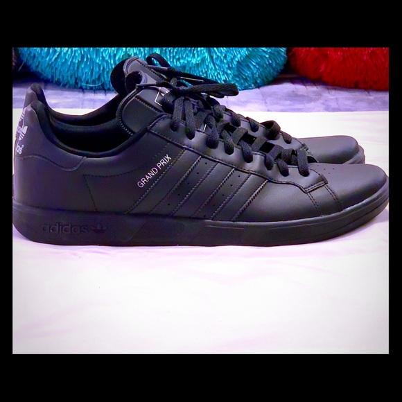 """Adidas """"Grand Prix"""" sneakers."""